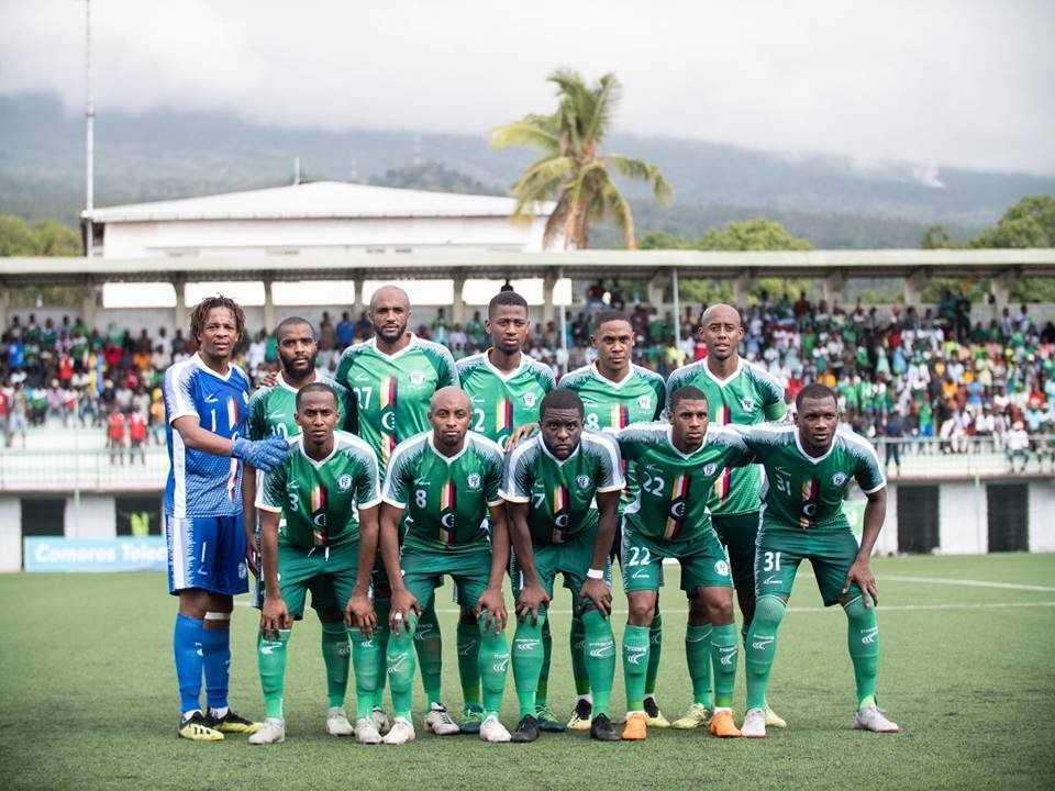 Comores: la liste contre la Guinéeavec la première de Zahary
