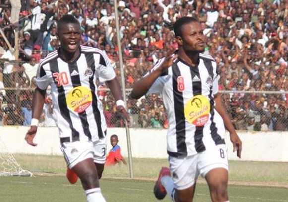 Mazembe en demi-finales — Ligue des Champions