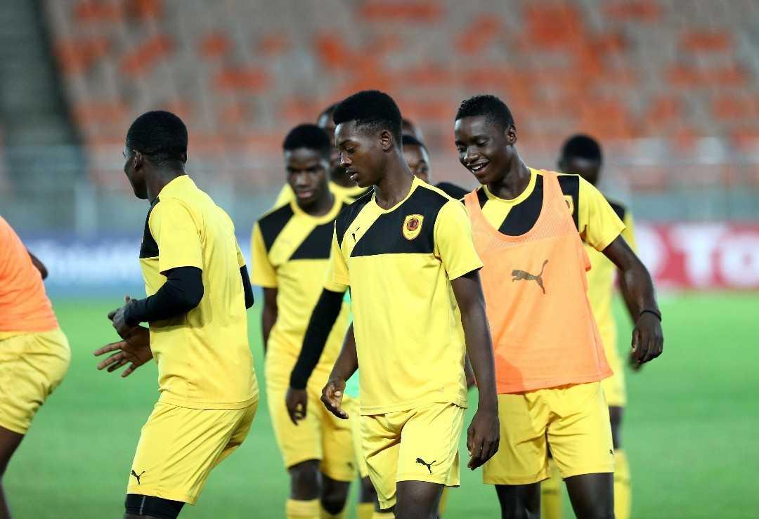 CAN U17: l'Angola rejoint le Nigeria en tête