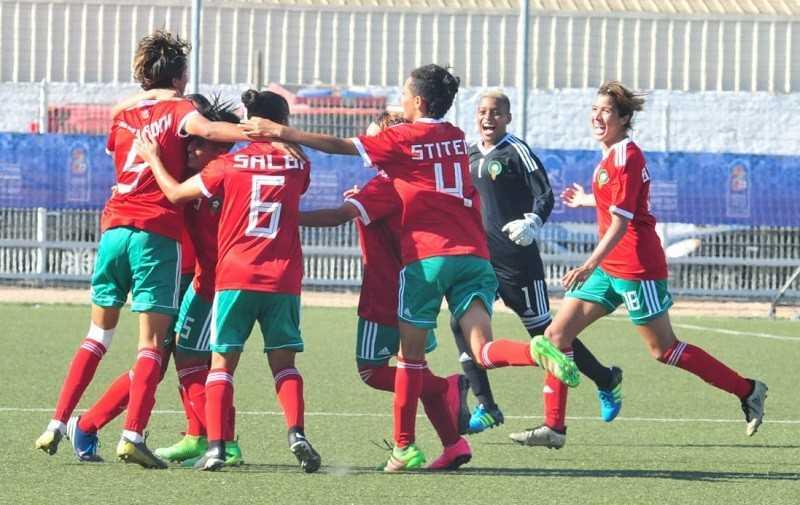 Jeux Africains (F): le Maroc bat l'Algérie, le match des garçons reporté