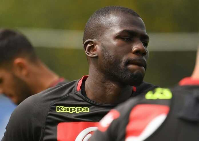 Pep Guardiola serait un grand fan de Kalidou Koulibaly — Mercato- Manchester City