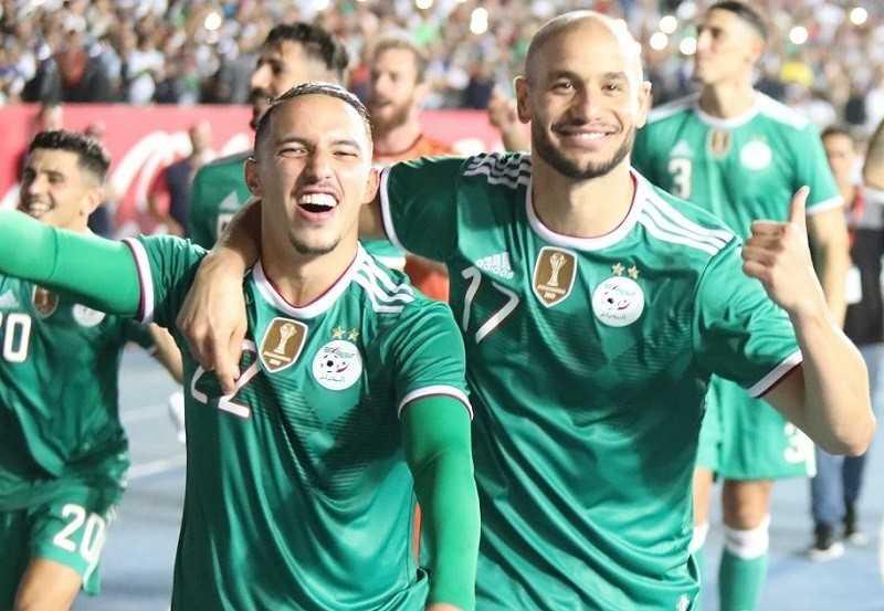 CAN 2019 : l'Algérie a étrenné son maillot deux étoiles