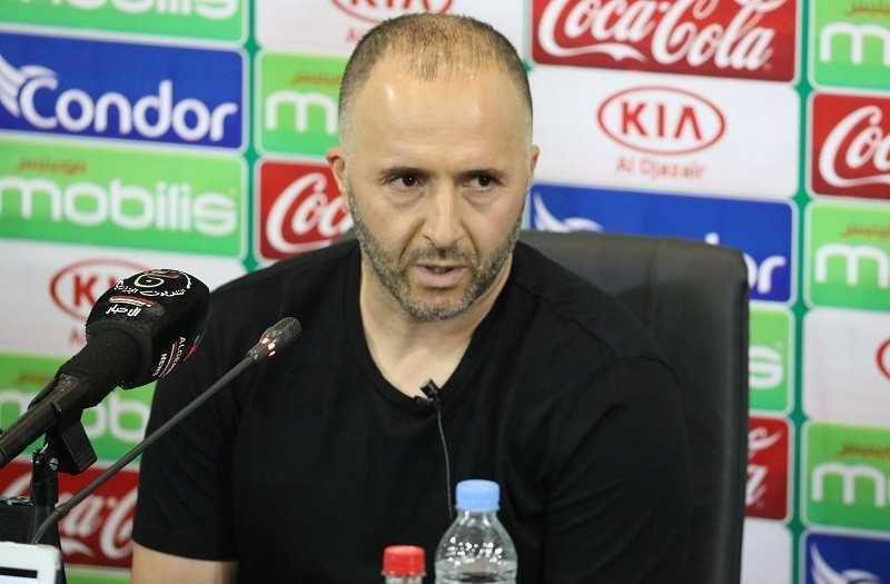 Mondial 2022(Q) : Belmadi juge les adversaires de l'Algérie