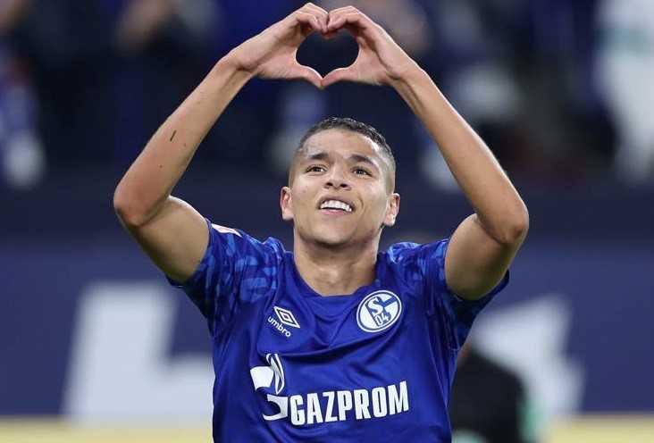Bundesliga: Amine Harit joueur du mois de septembre!