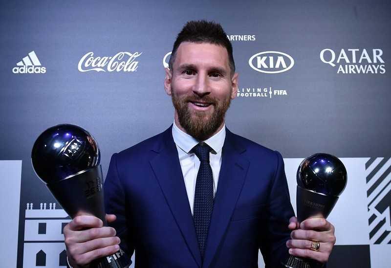 FIFA The Best : Mané réagit au vote de Messi