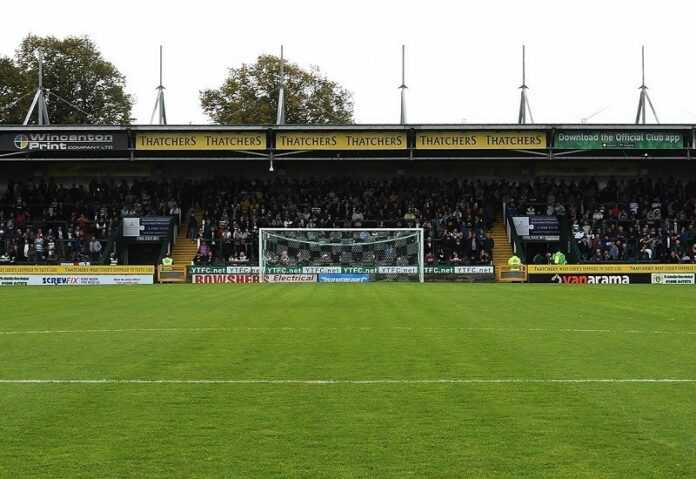 Haringey Borough-Yeovil Town