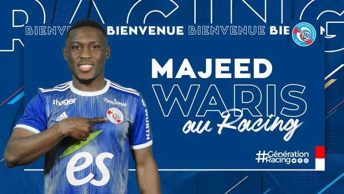 Mercato : un 4e club en Ligue 1 pour Majeed Waris (officiel) !